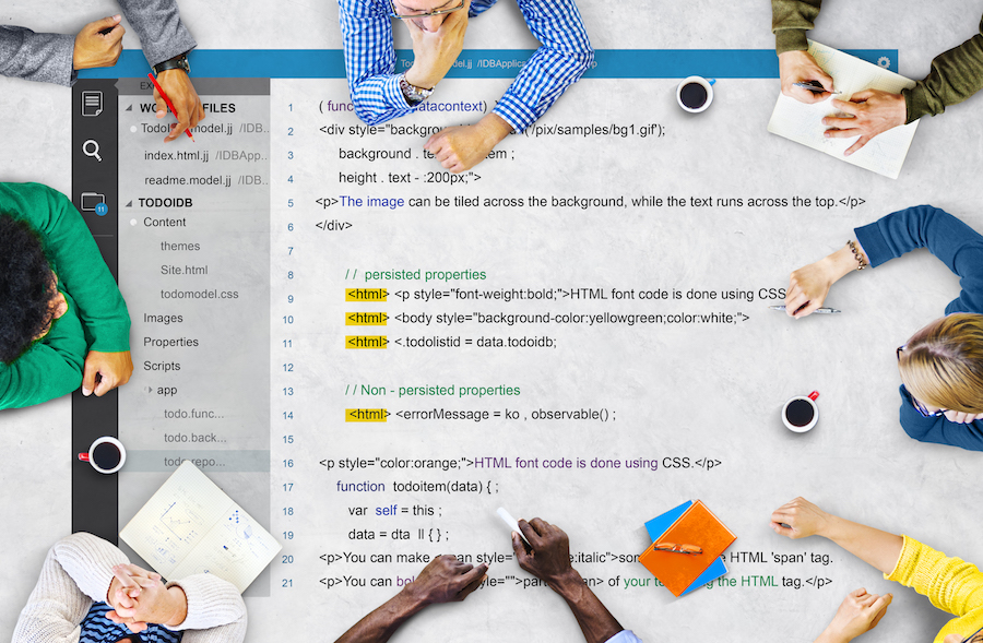 Php Programming Html Coding